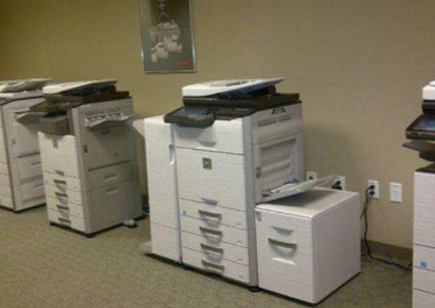 高速复印机与低速复印机